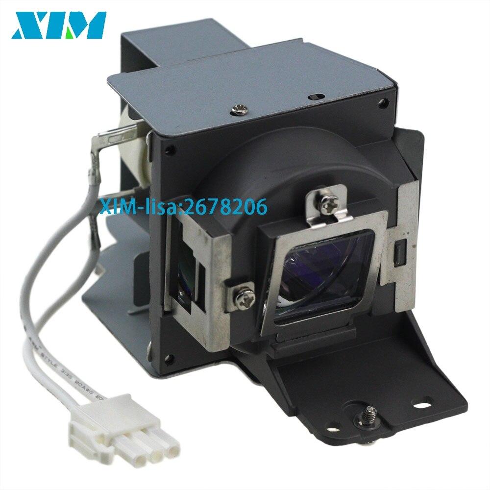 ハウジングと 180 日保証プロジェクターランプ 5J 。 j7C05.001 benq EP5730D/MX816ST/MX815PST プロジェクター XIM  グループ上の 家電製品 からの プロジェクター電球 の中 1