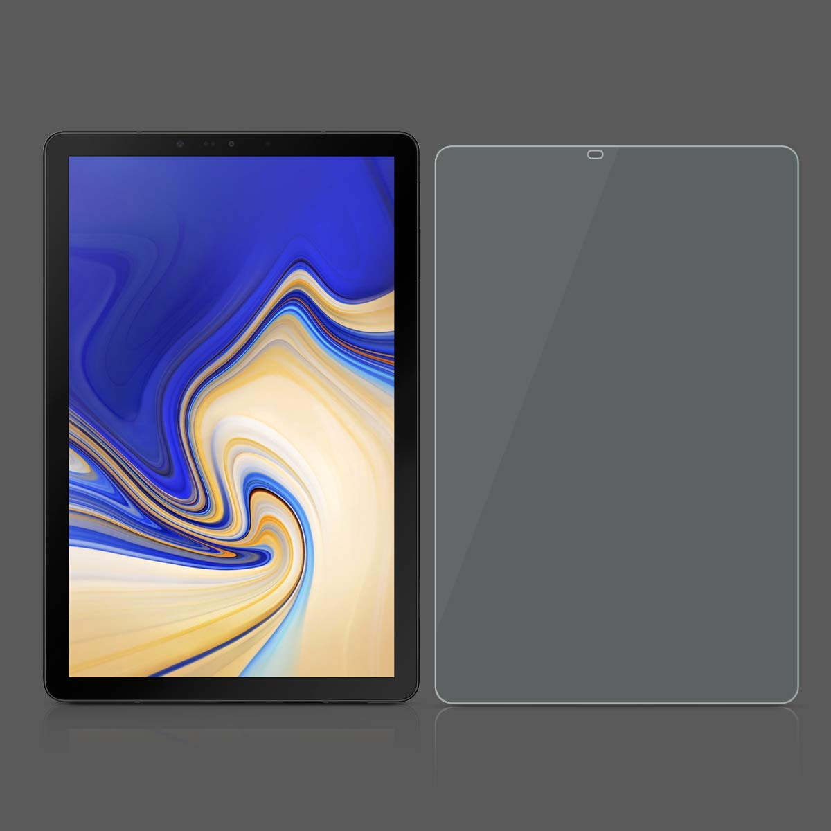 Screen Protector For Samsung Galaxy Tab A 10.5 2018 T590 T595 Tempered Glass Tab A2 10.5