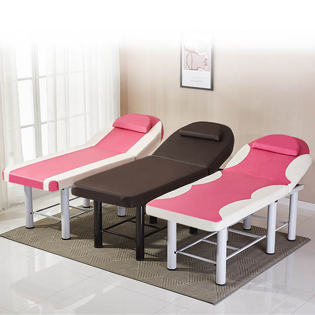 Us 1995 21 Offfolding Beauty Bed Tattoo Embroidery Hospital Special Body Massage Bed Sauna Massage Bed Moxibustion Fire Therapy Physio Bed In