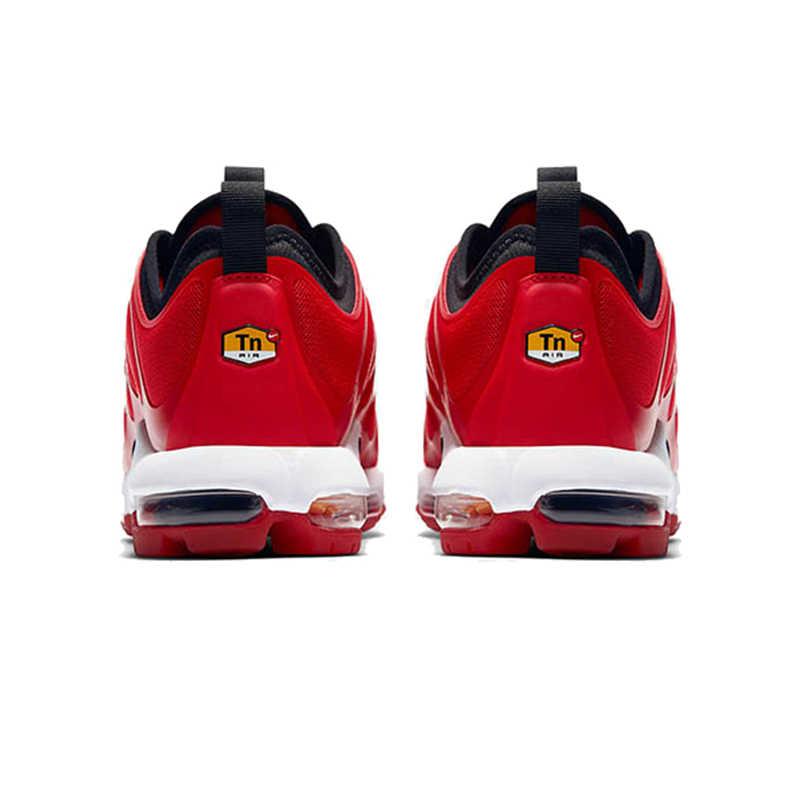 Nike air max plus tn ultra 3 m nova chegada tênis de corrida masculino confortável respirável ao ar livre esportes #898015-600