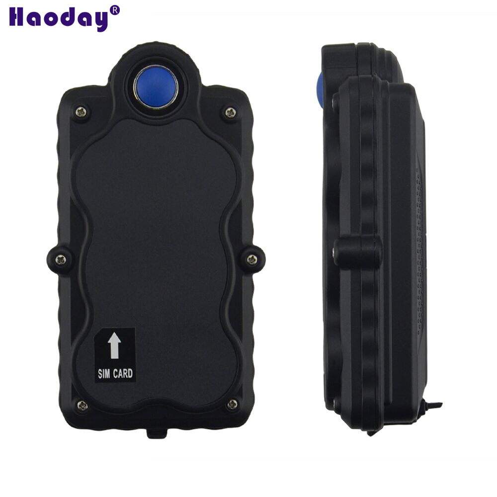 3G GPS Tracker 5000mAh Rechargeable Battery Powerful Magnet Waterproof Ipx7 Free Tracking Software TK05G for Personal