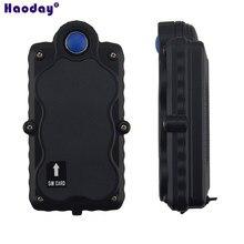 3g Rastreador GPS 5000 mah Bateria Recarregável Poderoso Ímã TK05G Ipx7 Software de Rastreamento Gratuito para Uso Pessoal ou Veículo À Prova D' Água