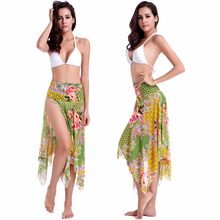 2019 Women Beach Dress Sunbathing Suit Multi-way Seaside Resort Of Wrapped Yarn Summer Boho