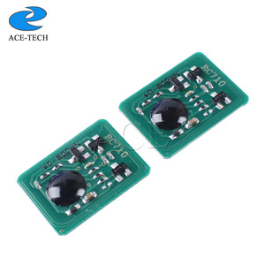 Image 5 - Compatible toner reset chip For Ricoh IPSiO SP C710 C711 C720 C721 printer cartridge 515292 ~ 515289