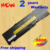 Wholesale New 6cells Laptop Battery FOR ThinkPad T400s T410s Series 42T4689 42T4691 42T4832 42T4833 51J0497 Free