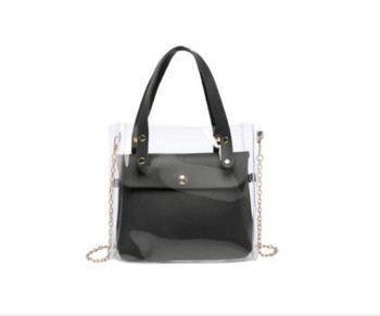 Transparent Shoulder Bag 2