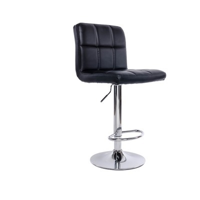 black bar chair lifting rotation household stool design furniture shop retail wholesale home chair free shipping one lux acrylic bar stool for home lucite bar chair high chair club bar furniture