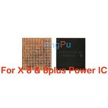10pcs/lot 100% New U2700/338S00309 B0 PMIC PMU For 8/X/8 Plus/8Plus larger Big Main Power Management Chip IC 338S00309