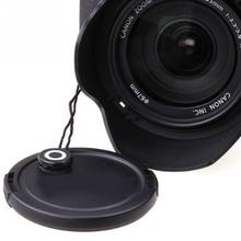 Woopower Camera Lens Cap Holder Lens Cover Protective rope For Canon Nikon Sony Pentax Sigma DSLR Camera(China)