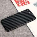 Углеродного Волокна Стикер для Apple iPhone7 7 Плюс Переплетения Цвет Передние и Задние пленка для iPhone6 6 s 7 Плюс Кожного Покрова Всего Тела Цвет фольга