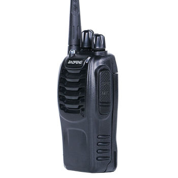 2 PCS Baofeng BF-888S Walkie Talkie 5W Handheld Pofung bf 888s UHF 400-470MHz 16CH Two-way Portable CB Radio 1