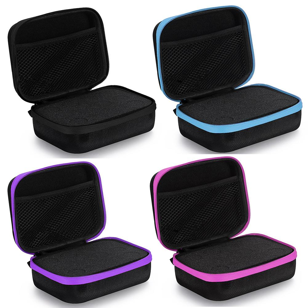 12 Compartment Storage Case Carrying Bag For 5ML 10ML 15ML Essential Oil Bottles Easy To Take Hot Selling