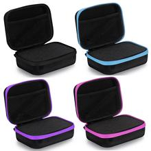 12 Compartment Storage Case Carrying Bag For 5ML 10ML 15ML Essential Oil Bottles Easy To Take Hot Selling clinique 5ml 15ml