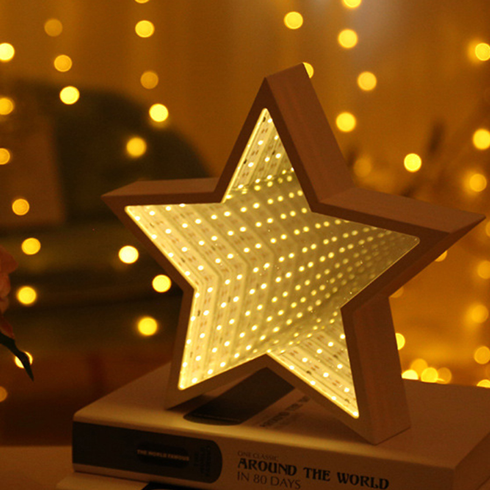 3D effect LED tunnel bell Christmas tree five-pointed star love shape with INS New Year Christmas decoration night light 1pc hot sale 100%quality guaranteed doner kebab slicer two blades electrical kebab knife kebab shawarma gyros cutter