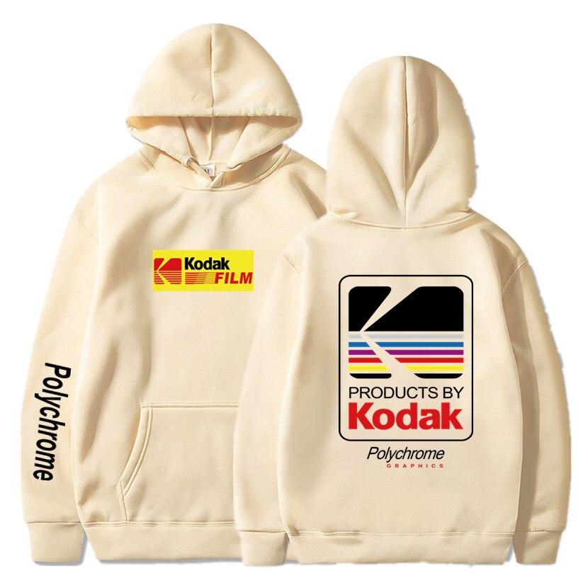 Japanese Hip Hop Winter Fleece Hoody Harajuku kodak Jackets Men Women Sweatshirts 8