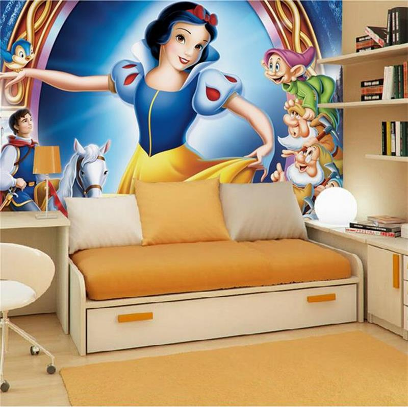 3D Wallpaper/custom Photo HD Mural/Snow White Fairy Tale World/background  Murals/Kidsu0027 Room/TV/sofa/bedding/Hotel/living Room In Wallpapers From Home  ... Part 62