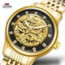 Relogio feminino Women Watches Skeleton Phoenix Automatic Mechanical Watch Ladie