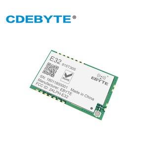 Image 4 - LoRa SMD 1 W 915 MHZ SX1276 E32 915T30S kablosuz alıcı modülü 30dBm Uzun Menzilli RF Verici Alıcı IPEX Konnektörü