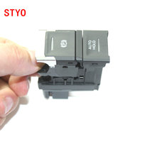 STYO For 2007 2018 VW TIGUAN Hand Brake switch Parking switch Auto Hold switch 5NG927225