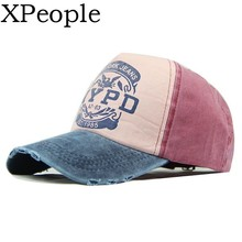 XPeople Baseball Hat New York Police Department Adjustable Cap