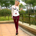 Original New 2016 Brand Autumn Ladies Wear All-match Tide Leggings Pants Wholesale