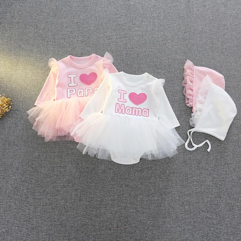 Newborn boys clothes bodysuit summer wedding party clothes baby shower gift