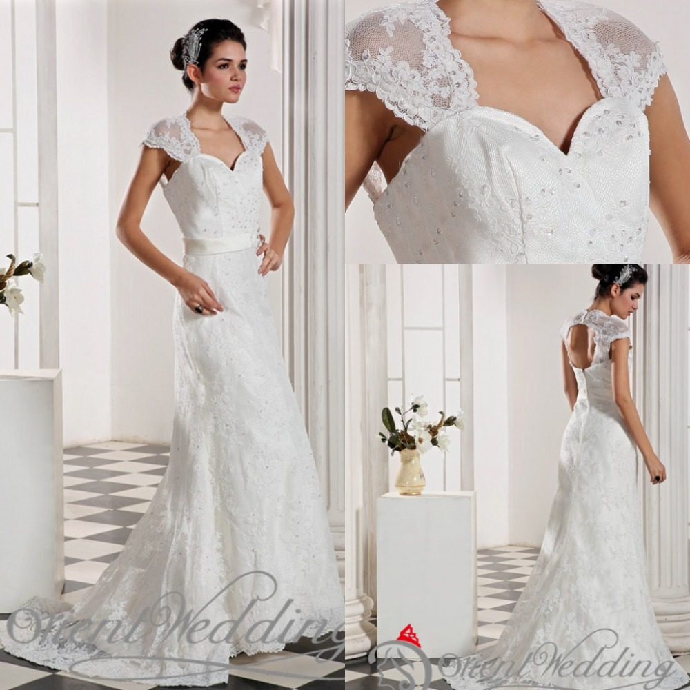 Plus Size Country Wedding Dresses: Sexy Elegant Vintage Custom Made Plus Size Country Style