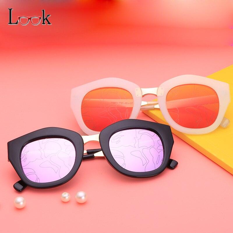 Nouveau Style 2018 lunettes de Soleil Polarisées Femmes Vintage Marque  Designer De Luxe Miroir Lunettes de Soleil Pour Les Femmes Lunette De Soleil  Femme aab5cfb364ec