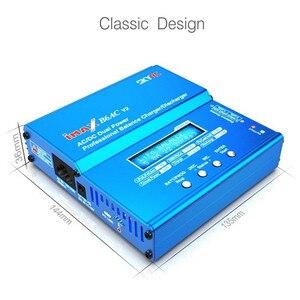 Image 2 - Orijinal SKYRC iMAX B6AC V2 6A Lipo pil şarj dengeleyici LCD ekran boşaltmalar RC Model pil şarj yeniden tepe modu