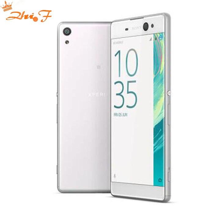 Sony Xperia XA Ultra Double F3216 Débloqué Original GSM LTE Double Sim Android Octa Core RAM 3 gb ROM 16 gb 6.0