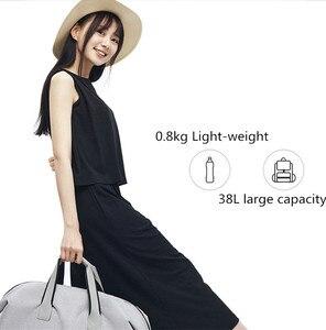 Image 3 - Сумка meizu pk xiaomi для мужчин и женщин, водонепроницаемый вместительный дорожный ранец 38L, сумка для скалолазания, кемпинга, пляжа, оригинал