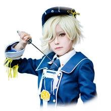 HSIU NEW High quality Gokotai Cosplay wig Touken Ranbu Online anime game costume play wigs free shipping Halloween costumes hair