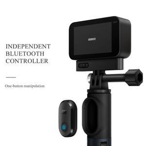Image 3 - Xiaomi Mijia Selfie Stick Portable Bluetooth Extendable Tripod For mijia Small Camera Selfie Stick