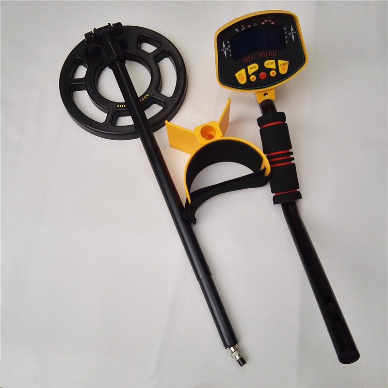 Lowest MD3010II Underground Metal Detector,MD-3010II Ground Metal Detector, Gold detector, Nugget detector,Free Shipping цена