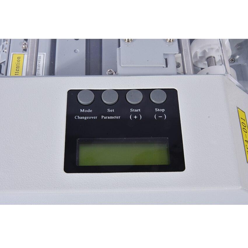 A4 Size Automatic Business Card cutting machine Cutter Multi ...