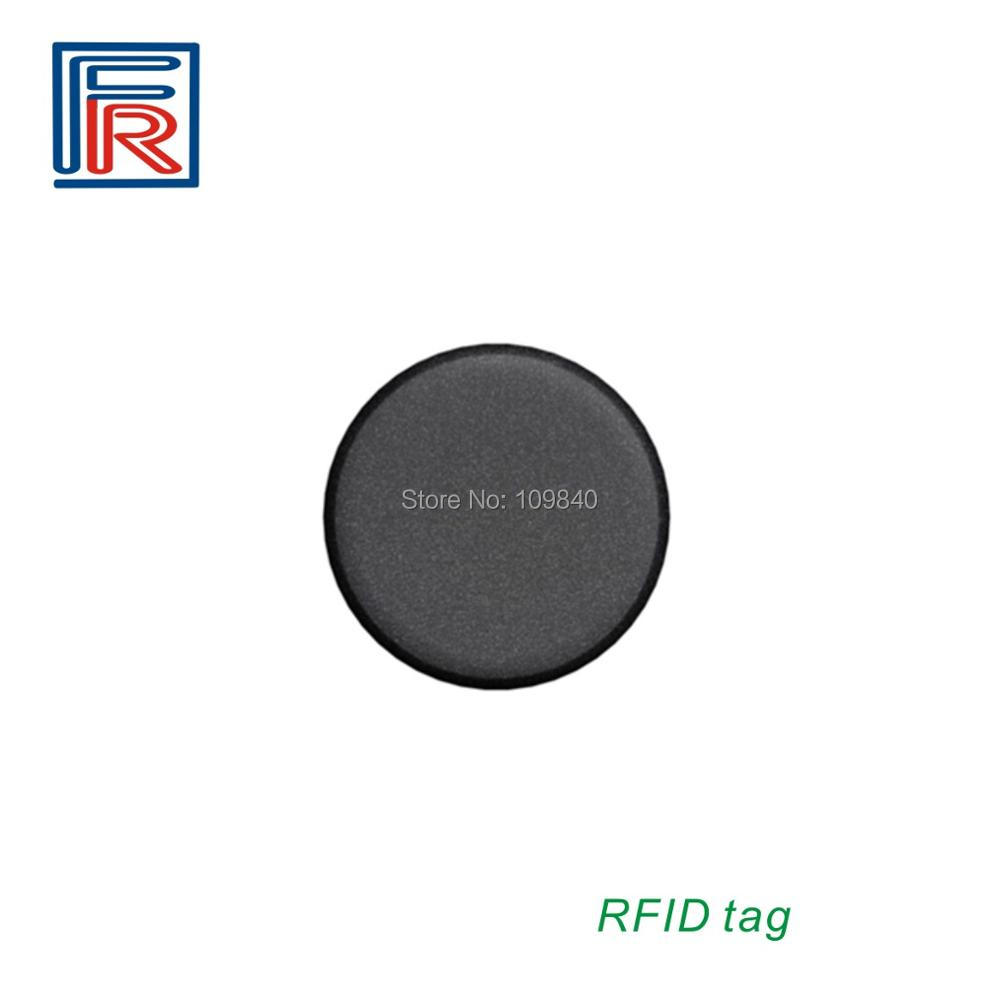 High quality 125KHz RFID laundry tags RFID high temperature electronic/Corrosion resistant with EM chip 100pcs/lot 100pcs high temperature resistant uhf rfid pps laundry tag small with alien h3 chip used for laundry management