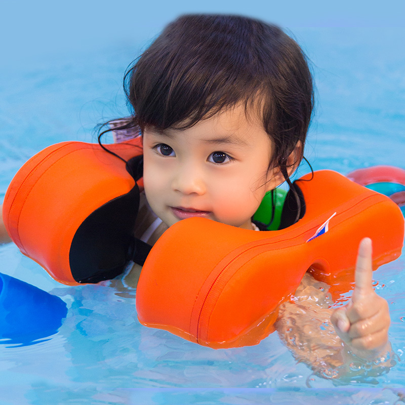 Summer Toys Child's Pool Cuff Neck Swimming Float For Children Water Bath Training Exercises Fun Swimming Pool Toys Jouer Ete