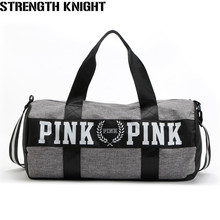 Купить с кэшбэком Women Travel Duffle Shoulder bags Men's Travel Bags Tote Shoulder Travel Bag Portable Weekend Bag Women Waterproof Duffle Bag