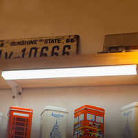 Intelligent Corridor Cabinets Lights Energy Saving Night LightLed Infrared Body Sensor Lamp Wardrobe Lights HN B107