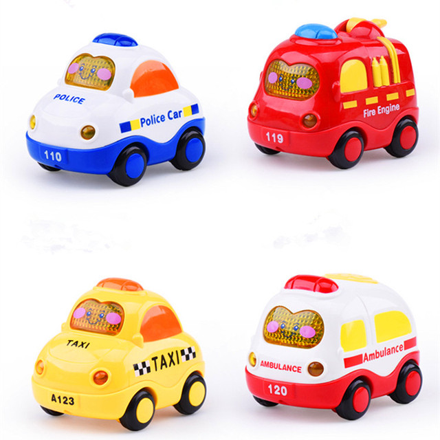 Favorite Baby Toys Baby Toys Audible Flash Inertia Toy Car Baby