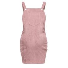 Комфортная Однотонная юбка для кормящих мам; платье без рукавов для женщин; платья для беременных; Одежда для беременных женщин