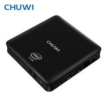 CHUWI Mini PC HiBox hero Intel X5 Z8350 4GB RAM 64GB ROM Android 5.1 & Window10 Bluetooth4.0 DHMI
