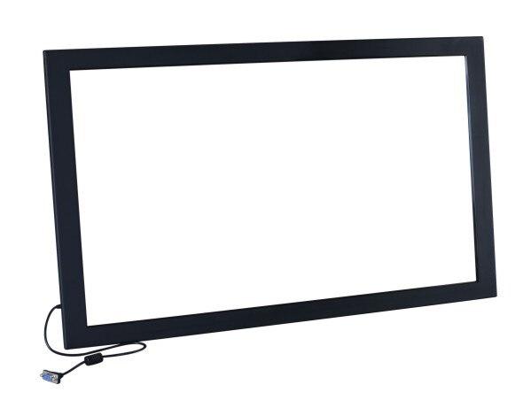 20 ''Мульти сенсорный экран наложения комплект действительно 6 очков ИК интерактивная сенсорная панель Экран рамка для Windows 7/8/ XP и Android