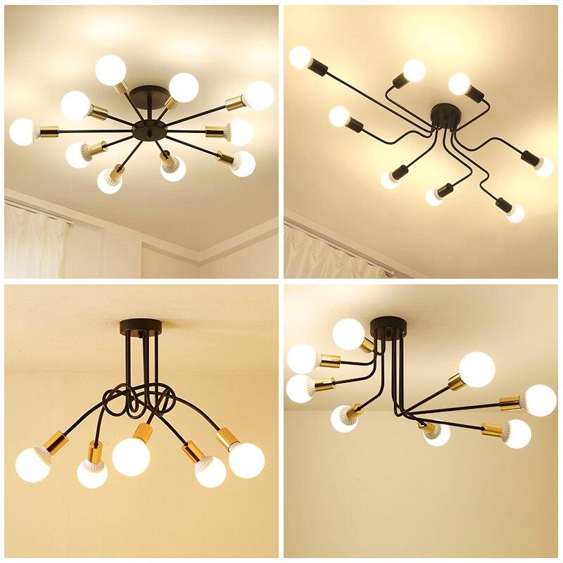 Здесь продается  Nordic Ceiling Light creative study lamp bedroom light simple cloakroom room ceiling lampZA FG288  Свет и освещение