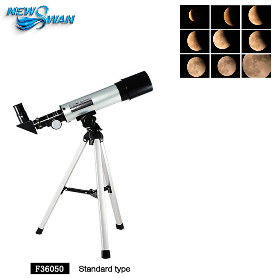 Astronomical Telescopes Professional Monocular 60X Zoom F36050 Telescopio Astronomic HD Telescope Space Spotting Scope 360/50mm цена