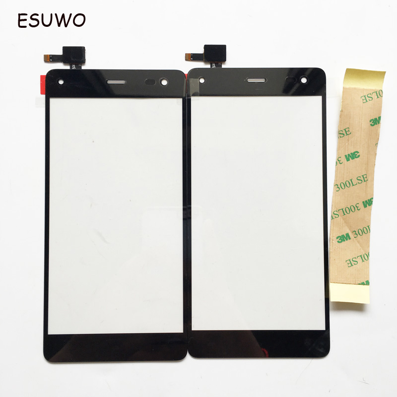 ESUWO New Touch Panel Replacement For DEXP Ixion x355 Touch Screen Touch Panel Touchscreen