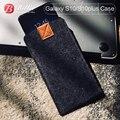 Для Samsung Galaxy S10/S10Plus чехол для задней панели шерстяные войлочные чехлы для samsung galaxy s10e Чехлы для мобильных телефонов сумки ручной работы