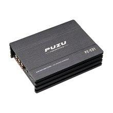 PZ-C31 Puzu, Новое поступление, 4X150 Вт, высокая мощность, автомобильный аудио DSP цифровой усилитель обработки аудио, 31 диапазон, DSP эквалайзер, высокая точность настройки