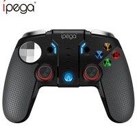 Игровой контроллер iPega серии PG 9023/9025/9087/9083/9077/9076 беспроводной Bluetooth игровой коврик джойстик игровой коврик для телефона планшетный ПК