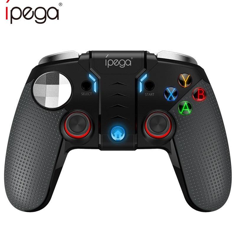 IPega juego de la serie controlador PG 9023/9025/9076/9077/9083/9087 inalámbrico Bluetooth Game Pad joystick Game Pad para el teléfono Tablet PC